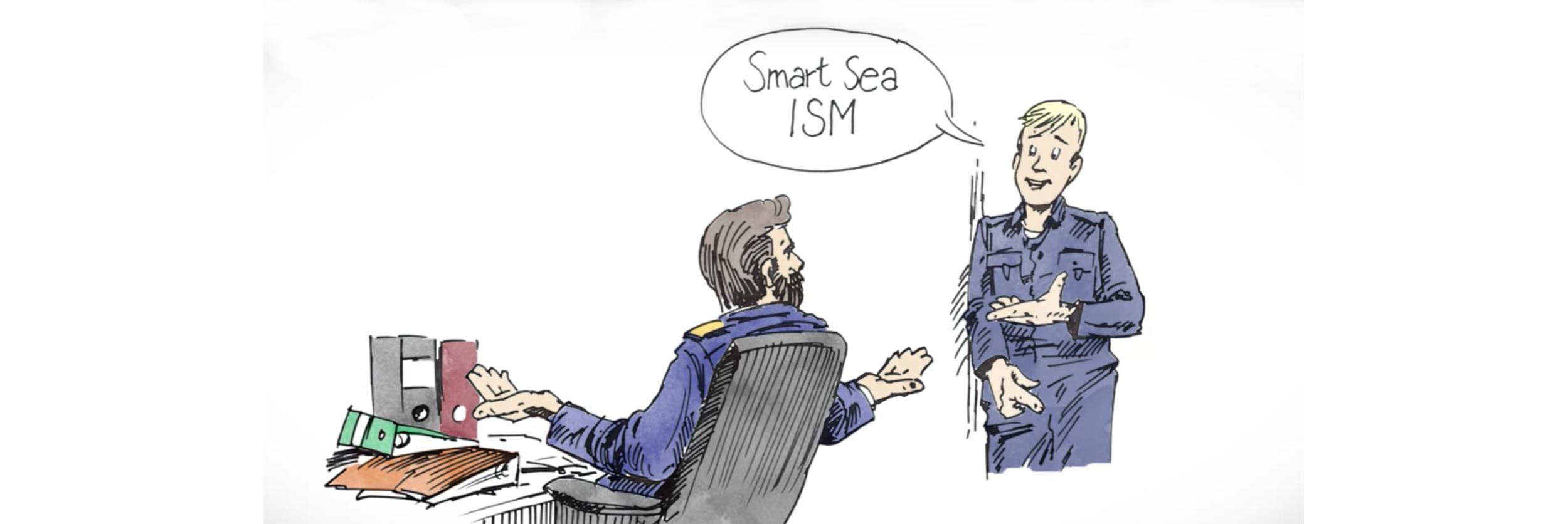 Smart Sea ISM sikkerhetsstyring