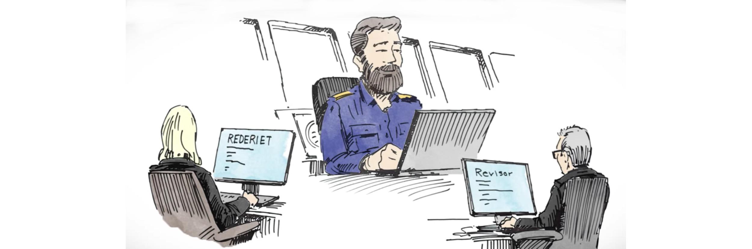 ISM Sikkerhetstyring med tilgang for alle